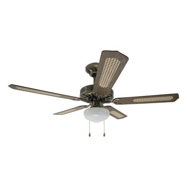 rovex ventilateur de plafond reversible 130 cm 1. Black Bedroom Furniture Sets. Home Design Ideas