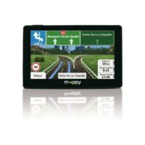 MAPPY - GPS camping-car ULTI X585 CAMP