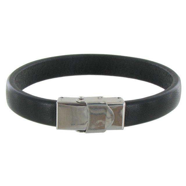 bijoux homme bracelet cuir