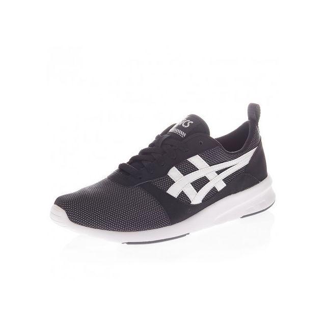Asics - Chaussures Gel Lyte Jogger Noir Homme - pas cher Achat   Vente Baskets  homme - RueDuCommerce 3ed32515e0f5