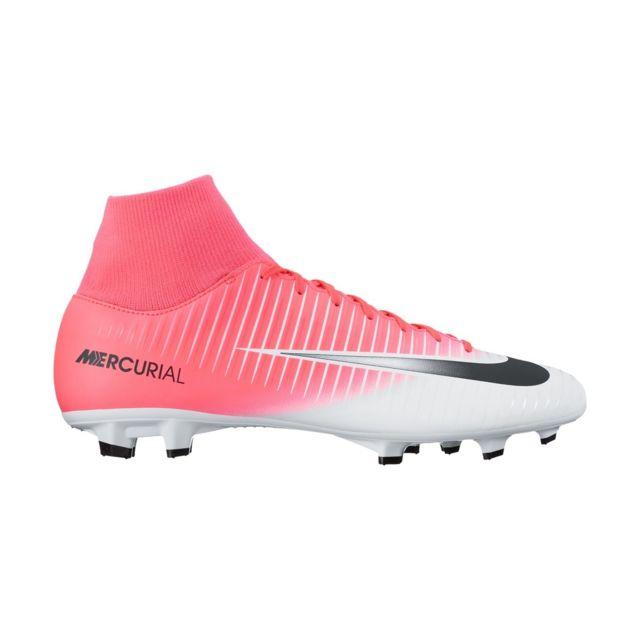 13b82b43bb41 Nike - Chaussure de football Mercurial Victory Vi Dynamic Fit Fg -  903609-601 - pas cher Achat / Vente Chaussures foot - RueDuCommerce
