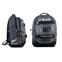 All Blacks - Sac à dos noir 2 Compartiments - L 32cm