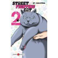 Bamboo - street fighting cat T.2
