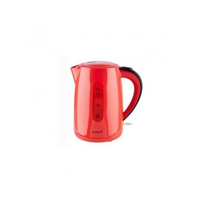 Korona K20132 - Bouilloire rouge