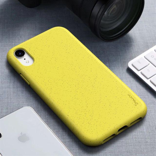 coque jaune iphone xr apple