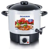 SEVERIN - ea3658 - stérilisateur electrique avec robinet 9l 1000w