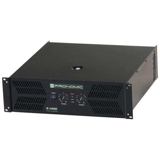 Pronomic Amplificateur X-1400 2x3000 Watt