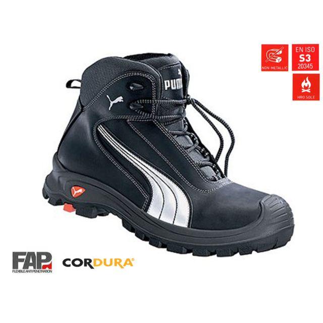 Chaussures de haute Caps 47 sécurité Puma Scuff HRO S3 rCdsxBoQht