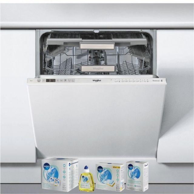 code promo 0462f f7350 Lave-vaisselle tout intégrable encastrable 43dB A++ 14 couverts 60cm Tiroir  à couverts