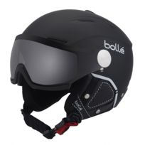 BollÉ - Casque De Ski/snow Bollé Backline Visor Prenium Soft Black & White Modulator 59-61
