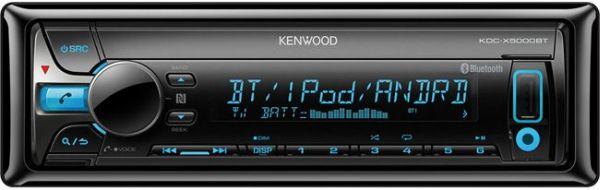 Autoradio Mp3 Kdc-x5000BT