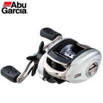 Abu Garcia - Moulinet Casting Silver Max Left Hand