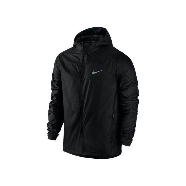 Nike - Veste Shield Running noir Multicolour - XL - pas cher Achat   Vente  Coupe-vent, vestes - RueDuCommerce 6ae4aa03edd4