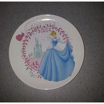 Princess - Princesse Assiette en céramique Cendrillon