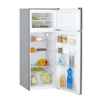 CANDY - Réfrigérateur 2 Portes KRIO CKDS5142X CKDS 5142 X, Inox