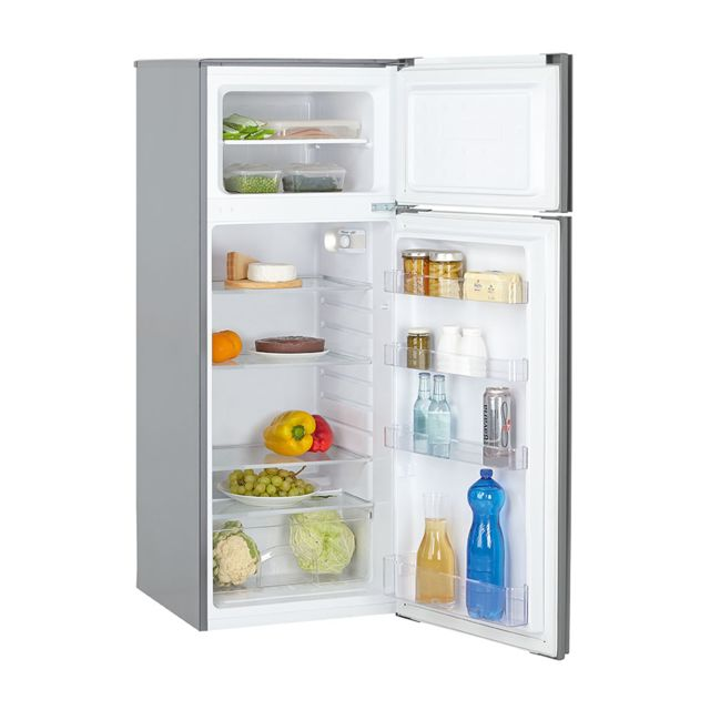 CANDY Réfrigérateur 2 Portes KRIO CKDS5142X CKDS 5142 X, Inox