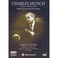 Vai - Symphonie Fantastique Op 14 Les Nuits D'ETE - Dvd - Edition simple