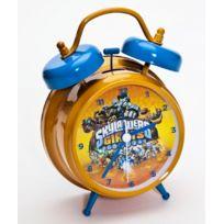 Skylanders - Grand réveil horloge en métal coloré - Tiré du dessin animé Giants