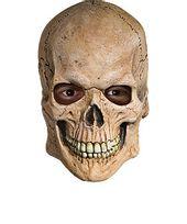 Rubies - Masque Latex Squelette - Adulte