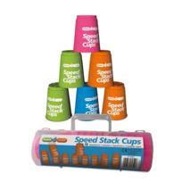Maro Toys - 60330 12 tasses empilables dans une boîte de transport