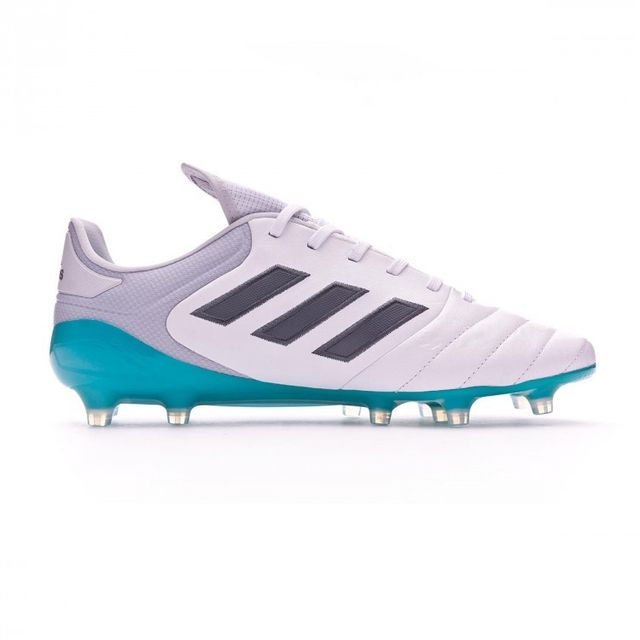new product 3b99f 8d1ba Adidas - Chaussure de football adidas Copa 17.1 Fg White-Onix-Clear grey  Taille