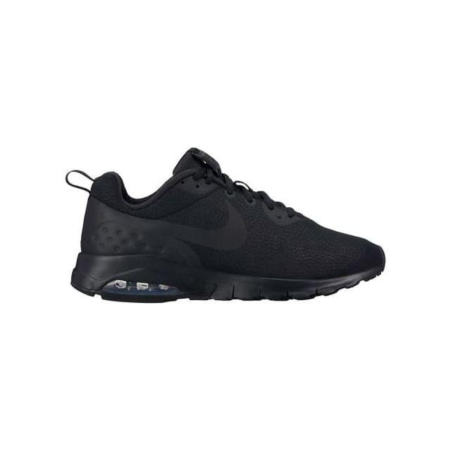Chaussures Air Max Motion Low Premium noir noir
