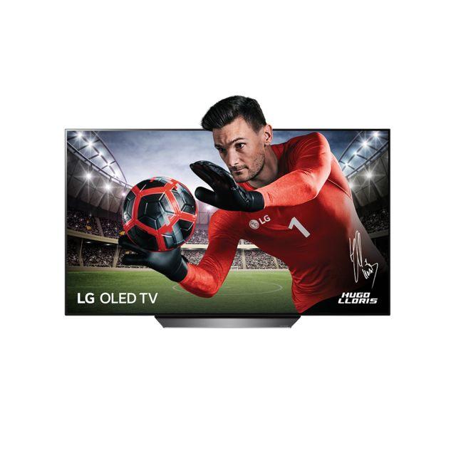 """LG TV OLED UHD 4K - 55"""" 139 cm OLED55B8 - Noir"""