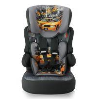Lorelli - Siège Auto bébé X-drive Plus groupe 1/2/3 9-36kg, Gris