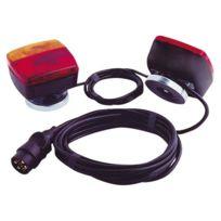 Imdifa - Kit Eclairage Magnétique - Feux de Remorque