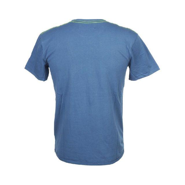 Kaporal 5 - Tee shirt manches courtes Mosho cobalt mc tee jr Bleu 51334