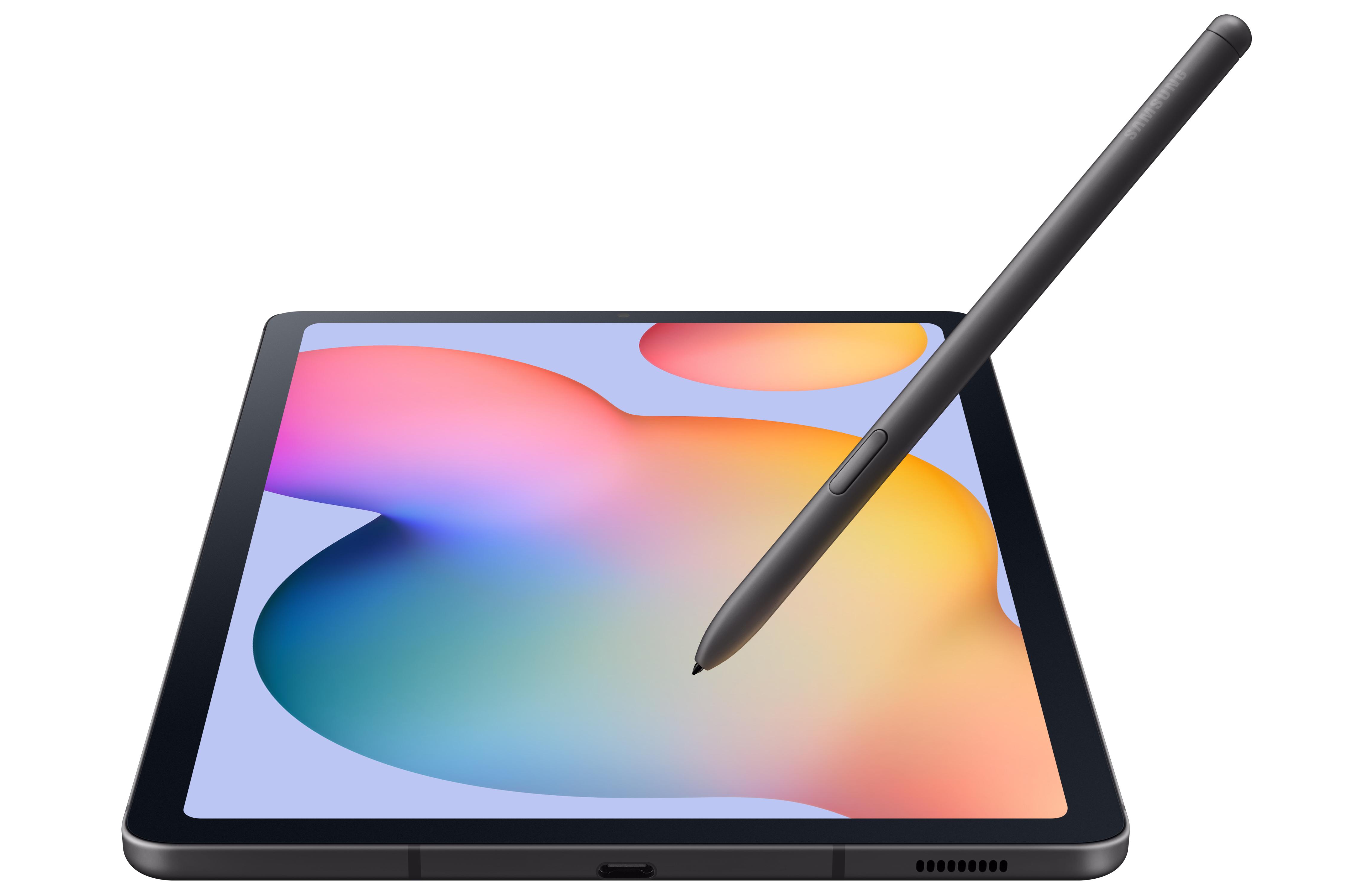 Galaxy Tab S6 Lite - 64 Go - Wifi + 4G - Oxford Gray