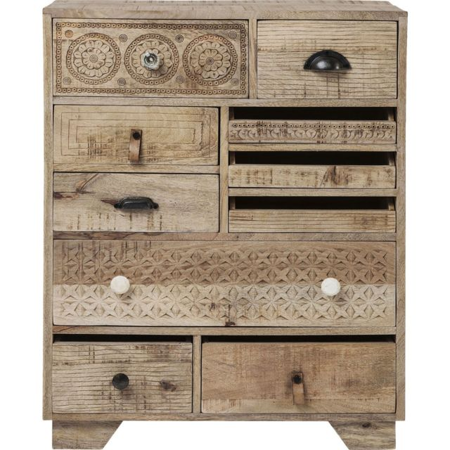 Karedesign Commode Puro 10 tiroirs Kare Design