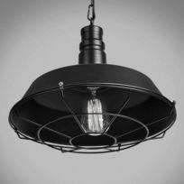 Lampe Suspendue Luminaire Salon Retro Pendentif Industriel Creatif Unique Tete Fer Art Suspension E27 Ampoule Parfait Pour Cuisine Salle A Manger