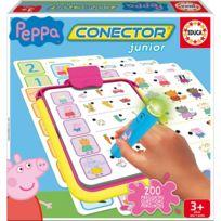 Educa - Jeu éducatif Conector : Peppa Pig