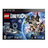 WARNER - LEGO DIM. START PACK PS3