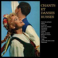 Rdm dition - Chants Et Danses Russes - Cd