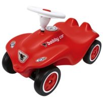 Big - 80 005 6200 - Porteur - New Bobby Car Rouge