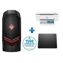 HP - Omen 880-168nf + Deskjet 3720 – Wi-Fi + Tapis de souris Omen 100 M