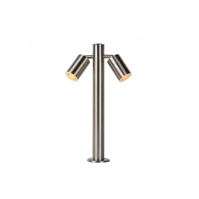 Lucide Borne orientable Arne-LED H50 cm Ip44 - Chrome