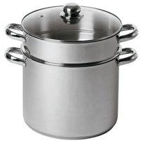 BAUMALU - Couscoussier Cylindrique 11 L Inox Diam. 26cm