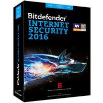 BITDEFENDER - Internet Security 2016
