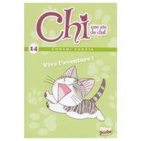Glenat - Glénat Poche - Livre Chi, une vie de Chat : Vice l'aventure - Tome 14