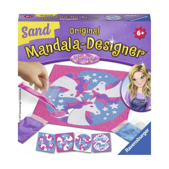 Ravensburger - Mandala-Designer Sable : Fantasy