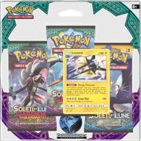 Pokémon - Pokemon Carte A Collectionner Soleil Et Lune - Gardiens Ascendants : Collection Pokemon Lucanon - Version Francaise - Produits Speciaux