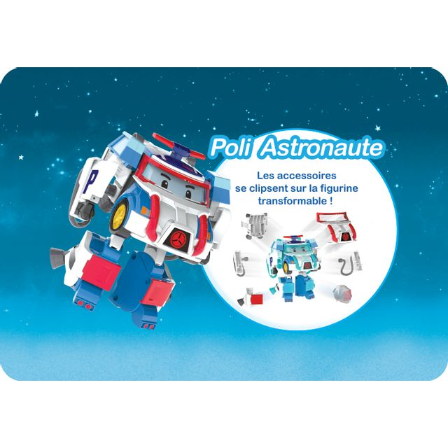 Robocar poli v hicule transformable poli astronaute - Jeux de robocar poli gratuit ...