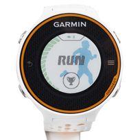 Garmin - Forerunner 620 Hr - Cardiofréquencemètre - Premium Hrm-run inclus orange/blanc