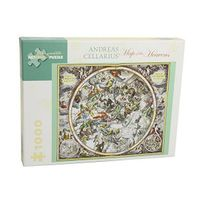 Pomegranate - Map of Heavens: 1,000 Piece Puzzle