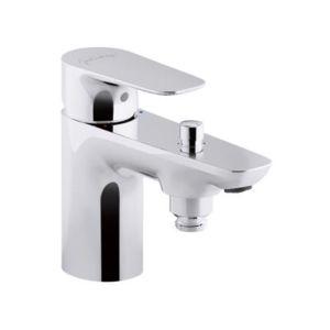 jacob delafon mitigeur bain douche monotrou aleo pas cher achat vente mitigeur douche. Black Bedroom Furniture Sets. Home Design Ideas
