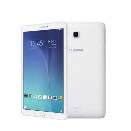 Samsung Tablette Galaxy Tab E 8 Go 9.6 pouces Blanc