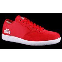 Alife - Mono Volley Suede Nylon Red